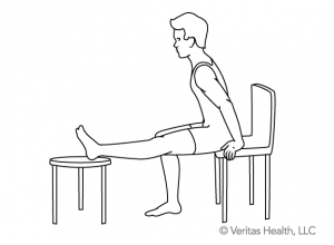 Hamstring Stretch Seated 300 215 220 Adaptive Chiropractic